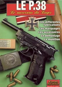 Publication ancienne de l'auteur traitant du pistolet P.38