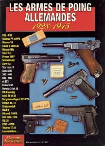 Cover Les armes de poings allemandes